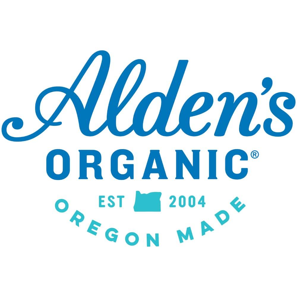 Alden's Organic Ice Cream Logo
